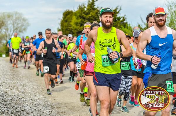 Start - Marathon & Half