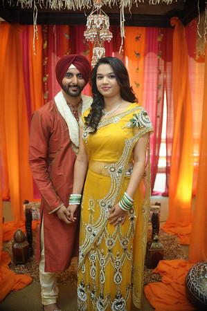 Charanjit & Neha's Sangeet