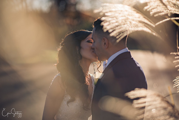 MICHELLE & JONATHAN WEDDING