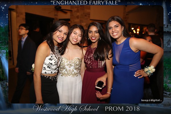 Westwood Prom 2018 - Event with Overlay Digital Only