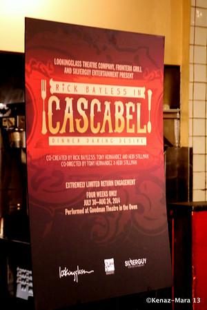 Cascabel Press Conference