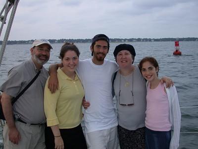 Charleston 2004 Family Vacation