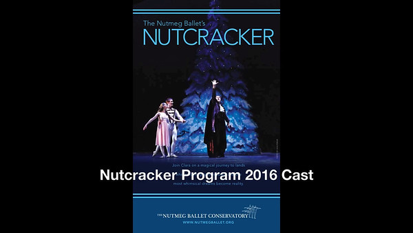 Nutcracker Program 2016 Cast.m4v