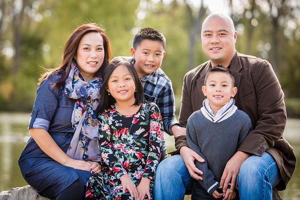 Khuong Family