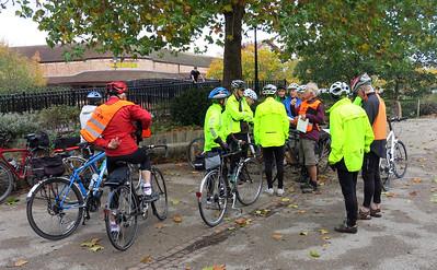 TLC for Taunton Trail  25/10/2014