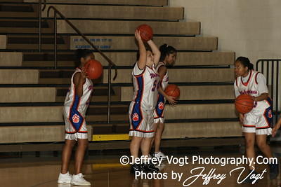 12-09-2009 Watkins Mill HS vs Gaithersburg HS JV Girls Basketball, Photos by Jeffrey Vogt Photography