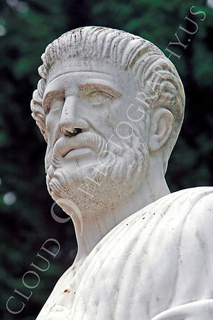 "Hippocrates Statuary Pictures [460?-377?]: Greek Physician Regarded as ""the Father of Medicine"""