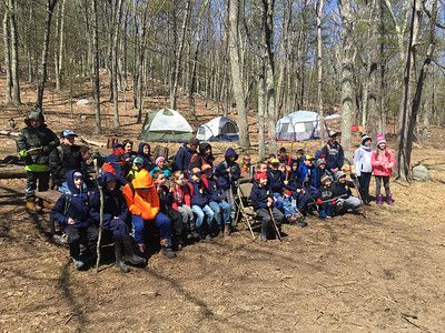 04 Spring Campout 2018 at Nobscot
