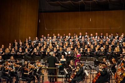 Mozart Coronation Mass and Daphnis and Chloe