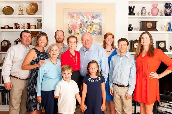 Shealy Family 2016