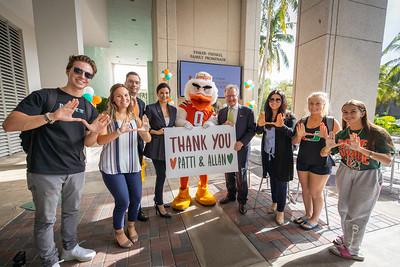 Miami Herbert Business School Renaming Announcement