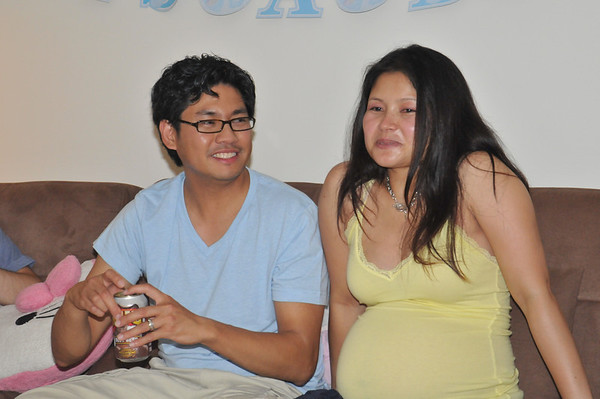 Jason and Vena Baby Shower