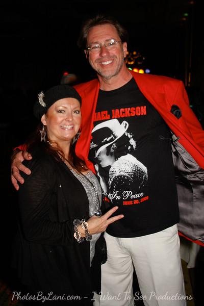 BB's 70s Disco in the Desert at Marriott Desert Sprigns Hotel- Novemer 29, 2009