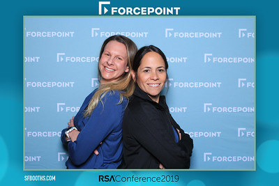 Forcepoint RSA® Conference 2019 - March 4, 2019