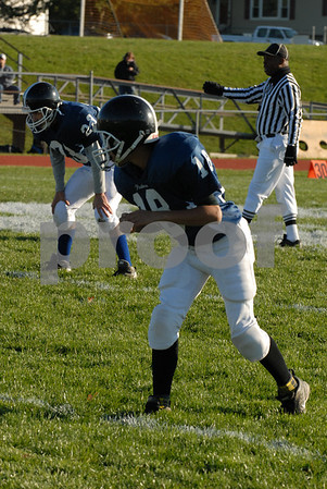 vs Middletown - 10-23-08