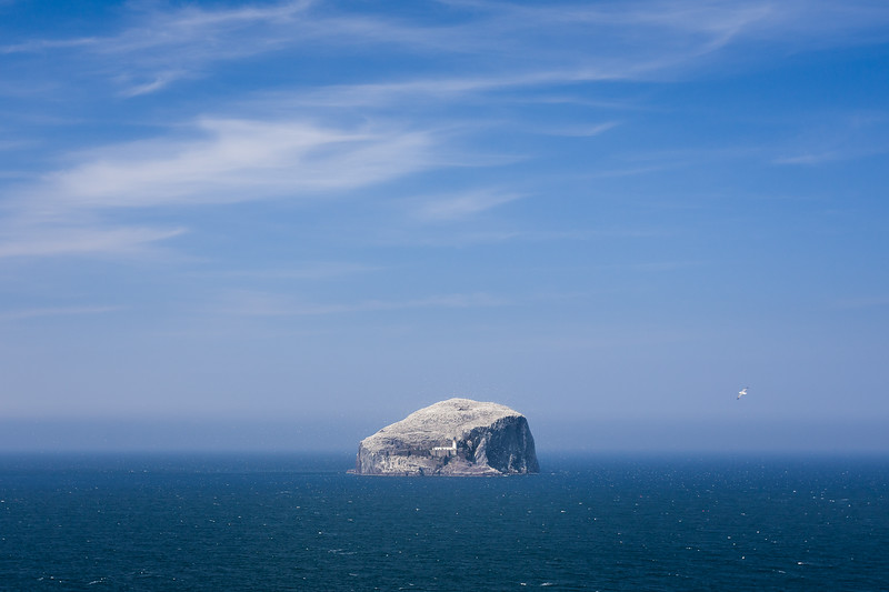 The Bass Rock, Scotland