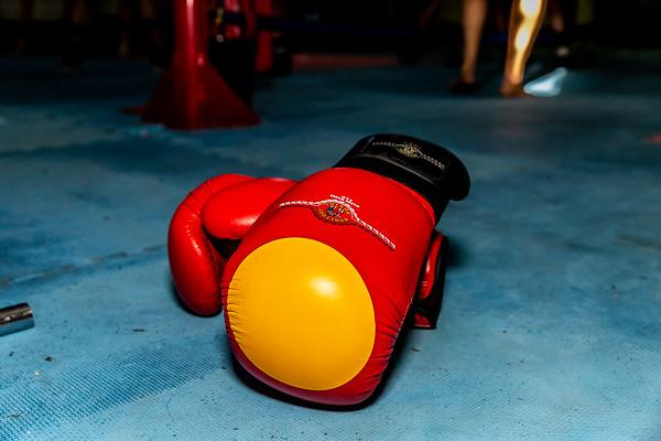 Barefoot Boxing Photos