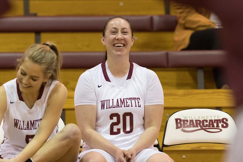Willamette Bearcats vs Whitworth Pirates