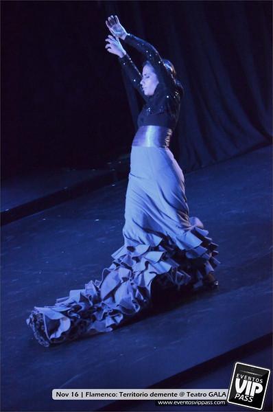Flamenco: Territorio Demente @ Teatro GALA | Fri, Nov 16