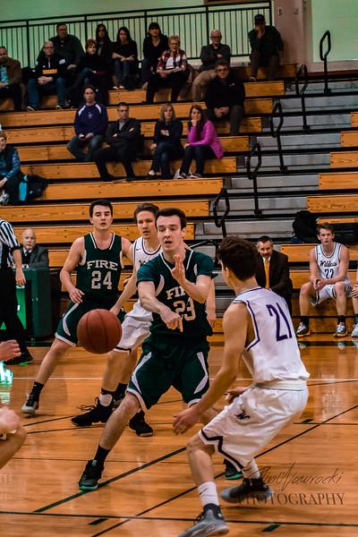 Boys JV Basketball vs. Waconia