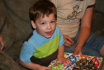 Ethan's 3rd birthday