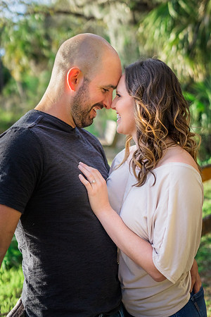 Aryn and Eric Engagement Session