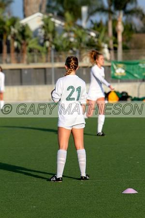 Edison Girls Soccer CIF Game