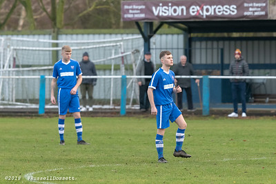 Boston Town vs Harborough Town 0-3