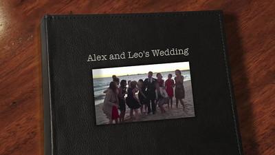 Leo & Alex Wedding