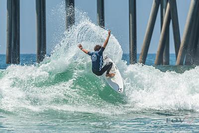 Vans US Open Surfing     2019