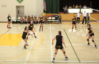 Tilt/shift Volleyball Photos
