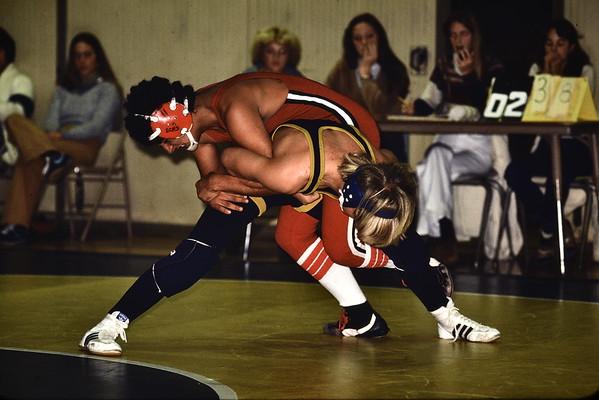 WRESTLING 1979