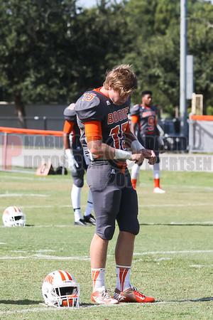 Boone Varsity Football #15 - 2014