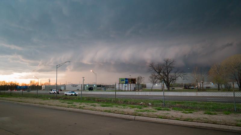 E Tulsa Storm 3/25/15