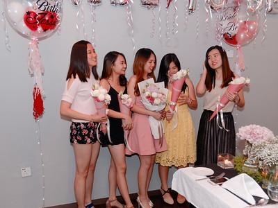 Jessica - Birthday + Hen's Party