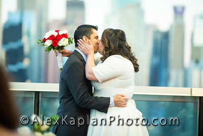 Wedding Photography & Videography at Kimpton Ink 48  in New York, NY 10036 By Alex Kaplan Photo Video Photobooth Specialists