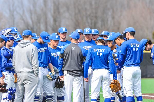 Baseball v Wesleyan 4-13-18