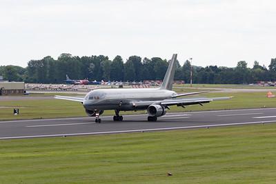 Boeing 757-22QC (NZL)