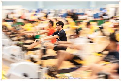 Indoor Rowing - 室內賽艇