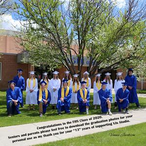 2020 FHS Graduation
