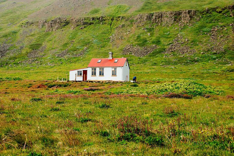 Aðalvík - Látrar. Jaðar. 2013.