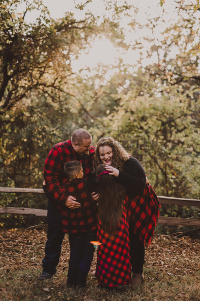 Fall Family Pictures 2020