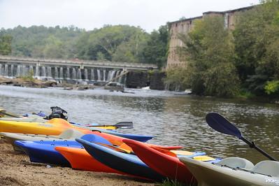 ENVS Pacolet River