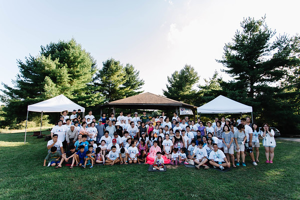 2016 Camp Evergreen