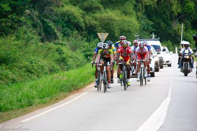 Tour cycliste 2012 2nd Etape