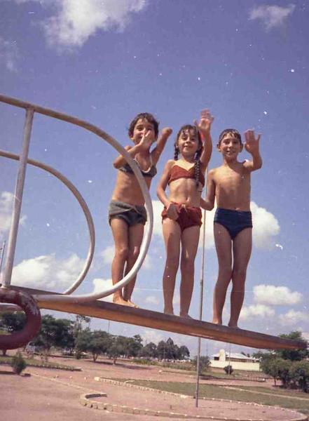Calonda- piscina