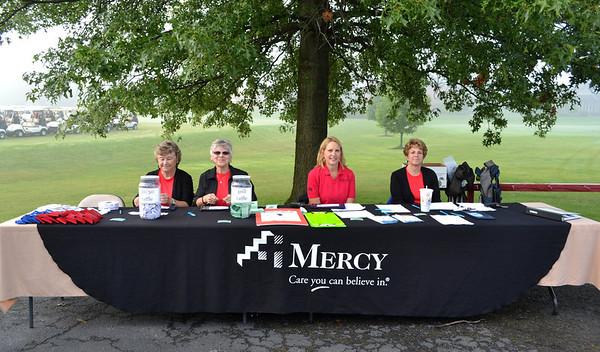 Mercy Tiffin Golf 2013