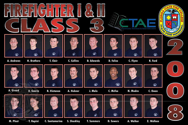 2008 - Class III