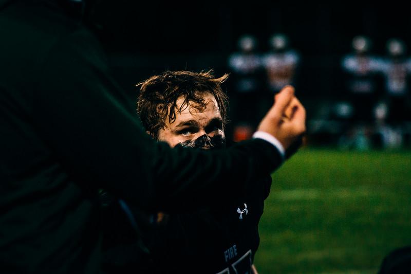 Seth Thompson (52) - Holy Family Football