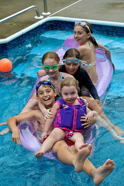 DeWitt Family 2008-8-10